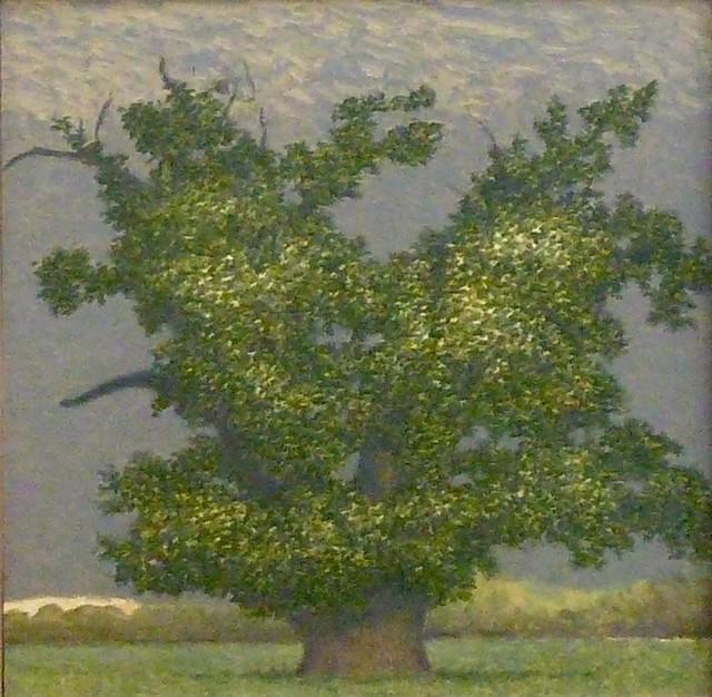 , 'Oak Tree,' 2017, Sladers Yard