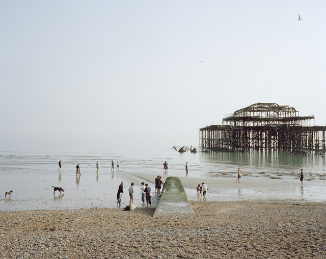 Simon Roberts, 'Brighton West', 2011, KLOMPCHING GALLERY