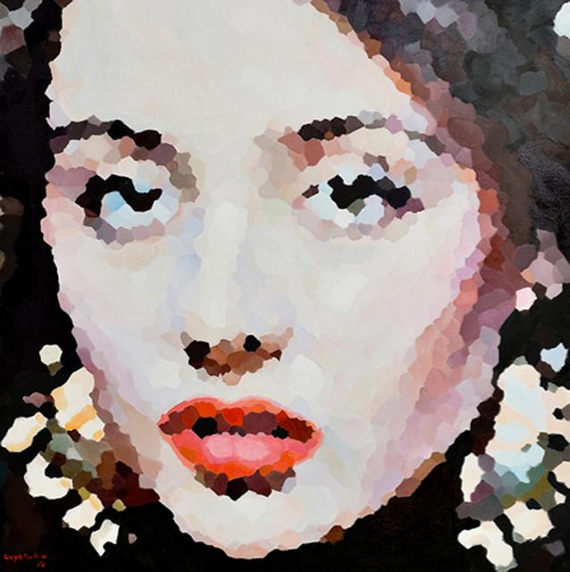 , 'Tatiana Eva-Marie,' 2014, The Untitled Space