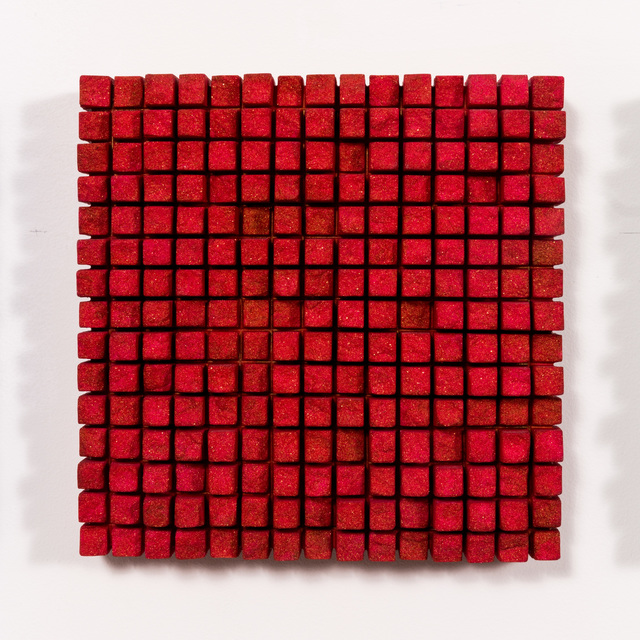 , 'Untitled (Red),' 2015, JanKossen Contemporary