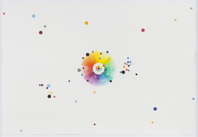, 'Chromatic #2,' 2014, Galería Lucia de la Puente