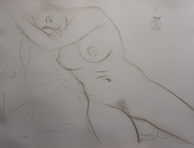 Salvador Dalí, 'Nudes Sleeping Woman', 1970, Fine Art Acquisitions