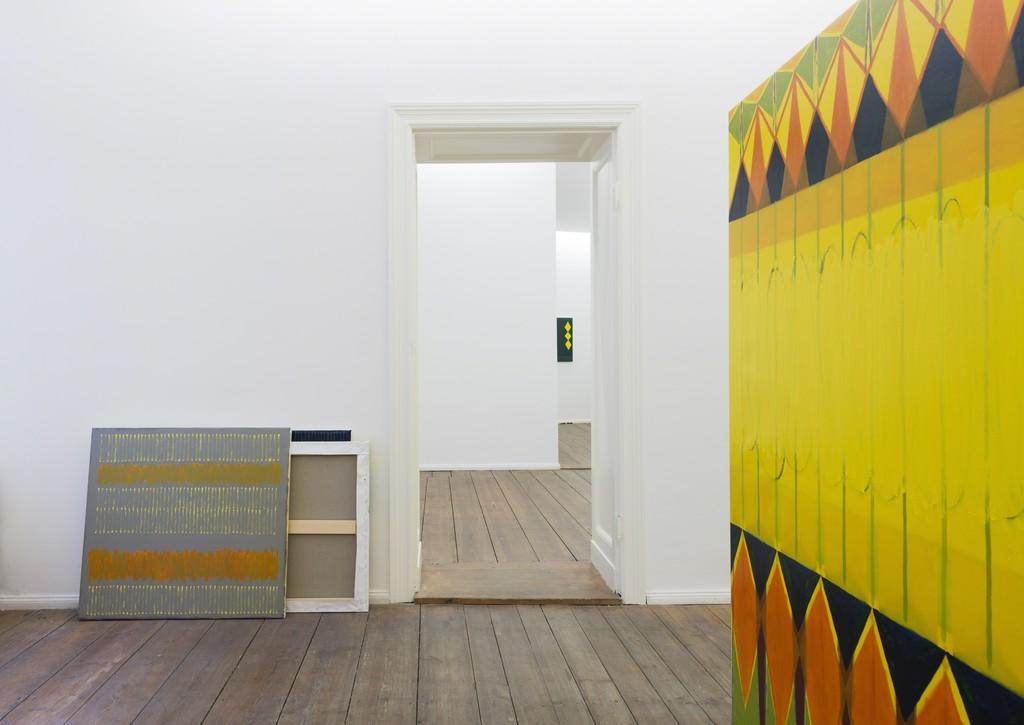 Tobias Sjöberg, State of Conservation (installation view), 2015.