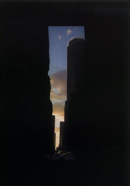 , 'New York Sky #46,' 2004, Flowers