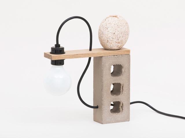 , 'Souvenir 160 - Brick Lamp #3,' 2017, Fisher Parrish Gallery