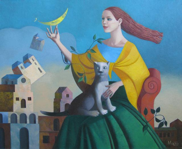 Marta Shmatava, 'Secret (Dualism)', 2014, Ma.Ma. Art Gallery
