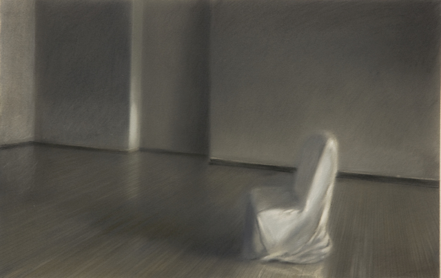 , 'Studio, Draped Automobile Seat,' 1992-2012, Koplin Del Rio