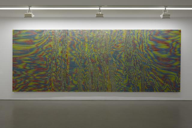 , 'B1215 Triptych,' 2012, Mark Moore Fine Art