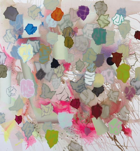 , 'Untitled (postfaktisches Sediment),' 2016, Kadel Willborn