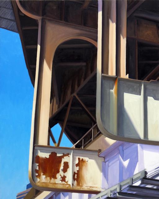 , 'Under the FDR,' 2016, Addison/Ripley Fine Art