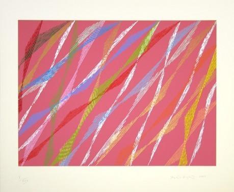 Piero Dorazio, 'La Ribambelle des Gobelins IV', 1992, Kunzt Gallery