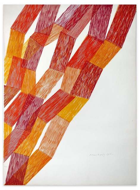Piero Dorazio, 'Abstract Composition', 1983, Wallector