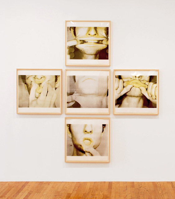 , 'Studies for Holograms,' 1970, Carolina Nitsch Contemporary Art