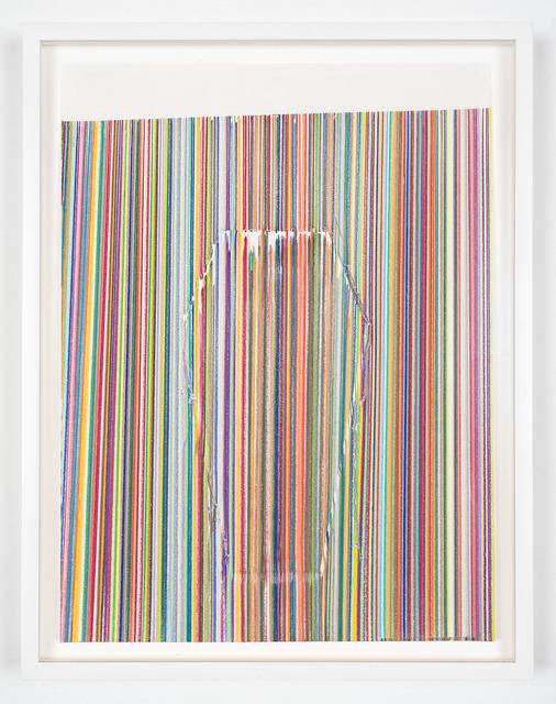 , 'A,' 2016, Klowden Mann