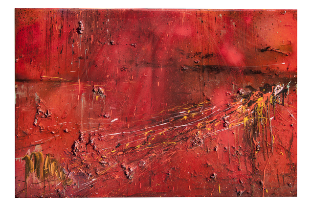 , 'Dante's Inferno,' 2016, Lassiter Fine Art