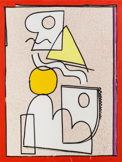 , 'UTOPIA 07,' 2017, LETO
