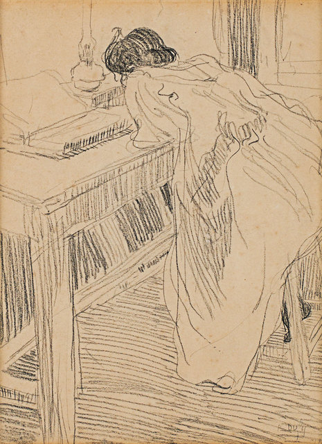 , 'Femme Lisant,' 1900, Rosenberg & Co.