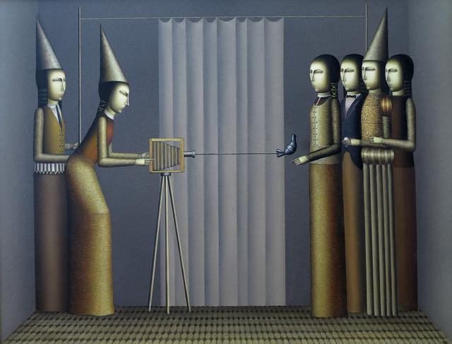 """, '""""Photographer"""" / """"Fotoğrafçı"""",' 2012, Galeri 77"""