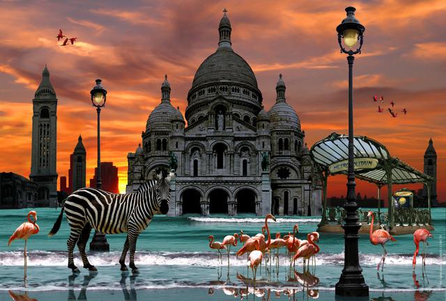 , 'PARIS METROPOLITAIN,' , Art Design Gallery