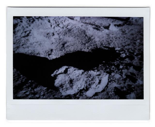 , 'EVA-1, rocks_Moon,' 2013, Pasto