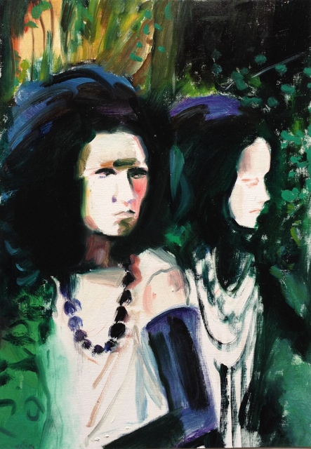 , 'Undergrowth XV,' 2017, bo.lee gallery