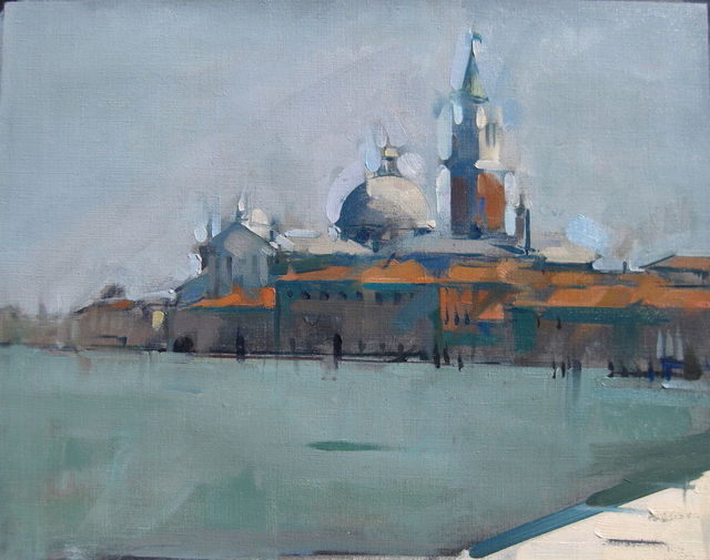 , 'San Giorgio Noon,' 2009, Susan Calloway Fine Arts