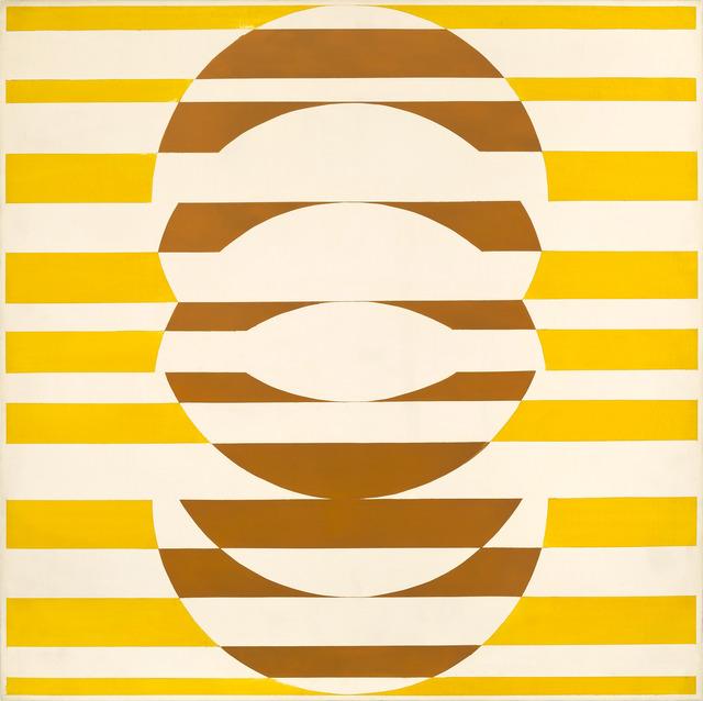 , 'Círculos com Movimento Alternado,' 1955, Dan Galeria