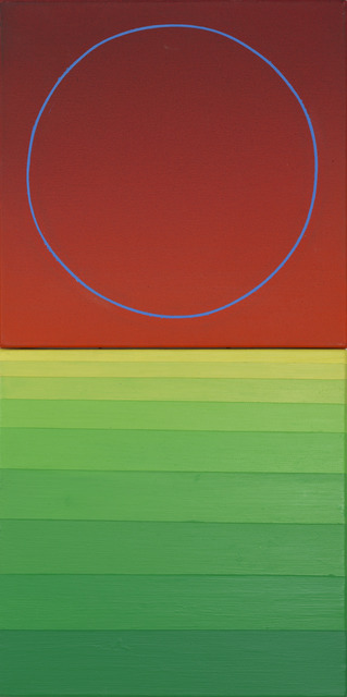 Peter Kalkhof, 'Colour and Space', 2011, Annely Juda Fine Art
