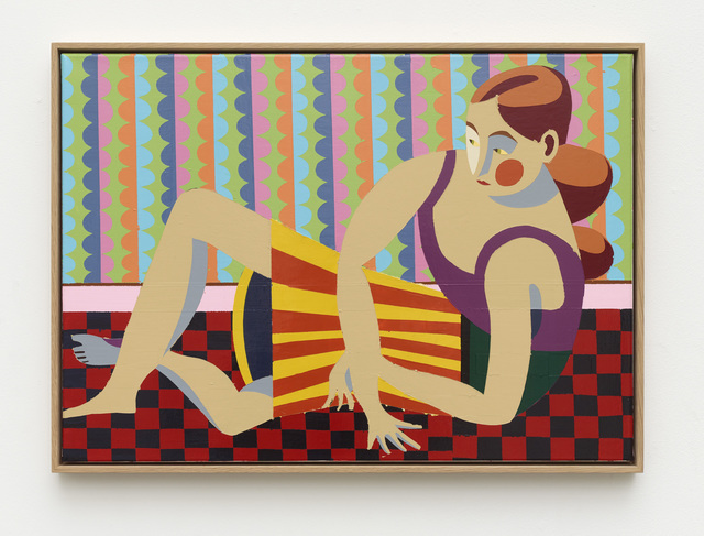 , 'Untitled (X),' 2015, Galleri Nicolai Wallner