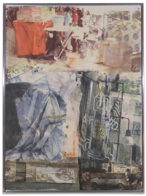 , 'Matinee [Anagram (A Pun)],' 1997, Pace Gallery