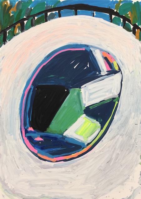 , 'Poolside #6,' 2017, HATHAWAY | Contemporary Gallery