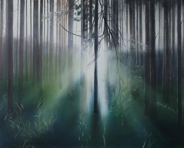 , 'Evening light ,' 2018, Kultproekt