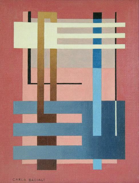 , 'Composizione astratta,' 1938, Cardelli & Fontana artecontemporanea