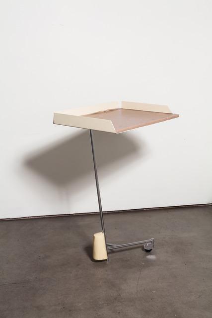 , 'Gueridon (solo),' 2012, Galerie Buchholz