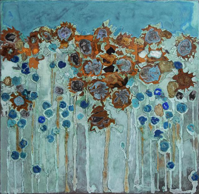 , 'Sunflower Field 1,' 2020, Zemack Contemporary Art