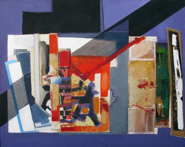 , 'Flecha descendiente,' 1981, Galeria Oscar Roman