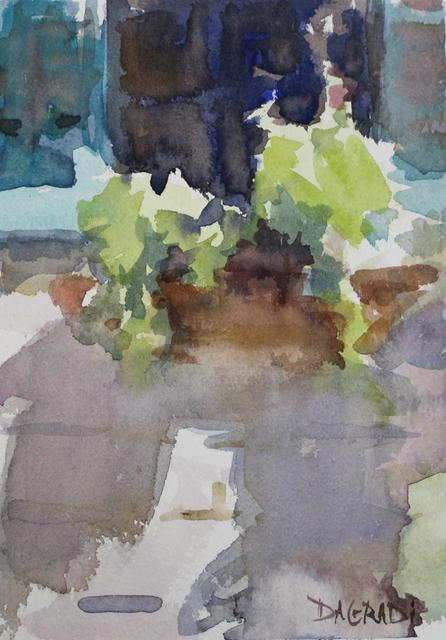 , 'Hanging Baskets,' , LeMieux Galleries