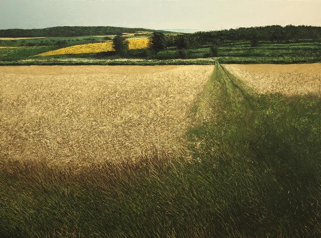 , 'Chemin en Eté,' 2015, Hugo Galerie
