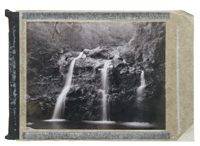 , 'Maui, Hawaii, Waterfall along Hana Road,' 1995, Galerie f5,6