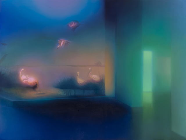 , 'Shore,' 2016, de Sarthe Gallery