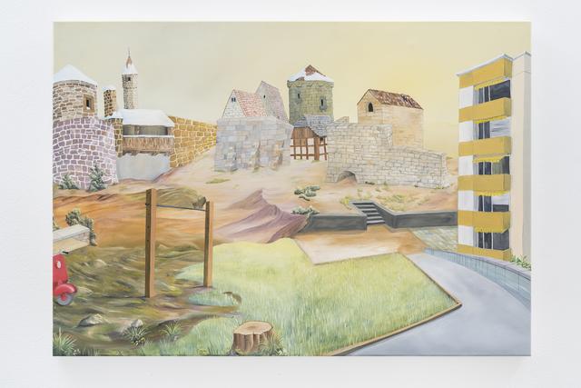 , 'Pension,' 2017, Pilar Corrias Gallery
