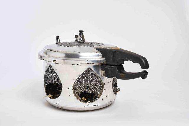, 'Pressure Cooker 4,' 2016, Leila Heller Gallery