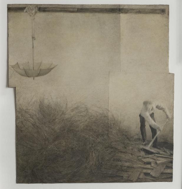 Robert and Shana ParkeHarrison, 'Sweeping Study', 1994, Slete Gallery