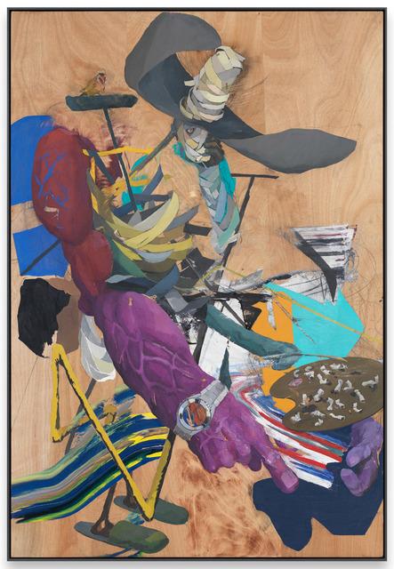 , 'DUTCH MASTER (Mumie),' 2015, carlier | gebauer