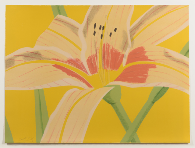 , 'Day Lily ,' 1969, Leslie Sacks Gallery