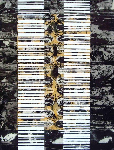 , 'Barcode #4,' 2011, Galerie Olivier Waltman | Waltman Ortega Fine Art
