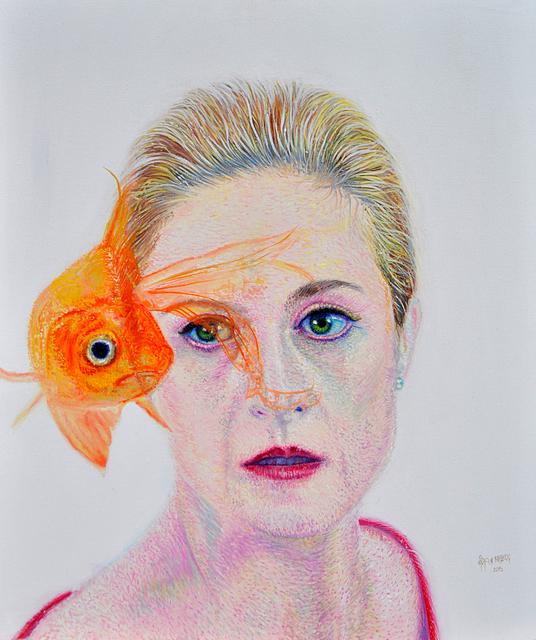 , 'Red Imperialist Serias II,' 2015, Anna Laudel