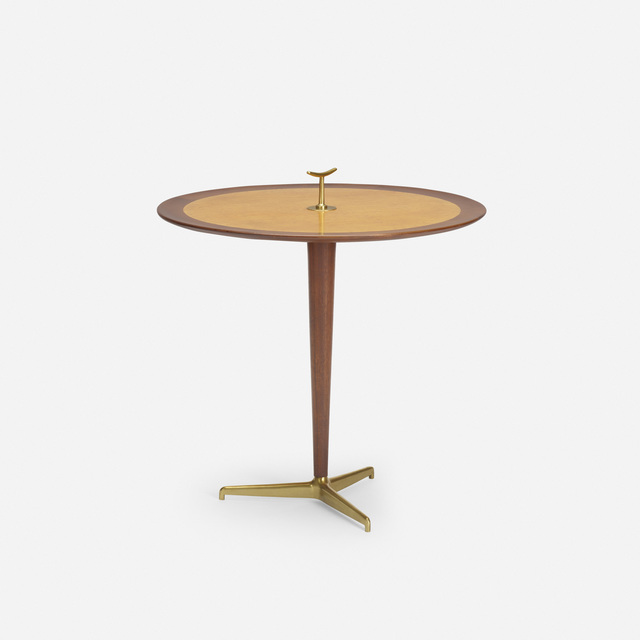 Edward Wormley, 'Occasional table, model 4856', 1948, Wright
