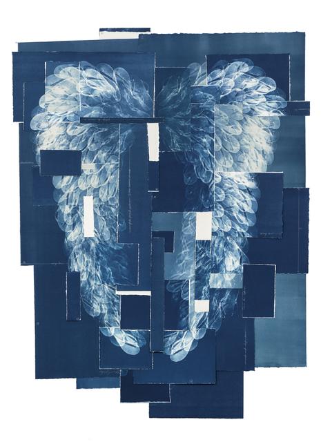 , 'Wings II,' 2017, STPI