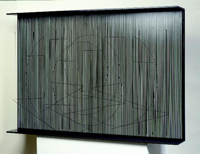 , 'Noire Fine,' 1997, Leon Tovar Gallery